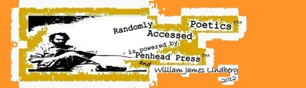Randomly Accessed Poetics